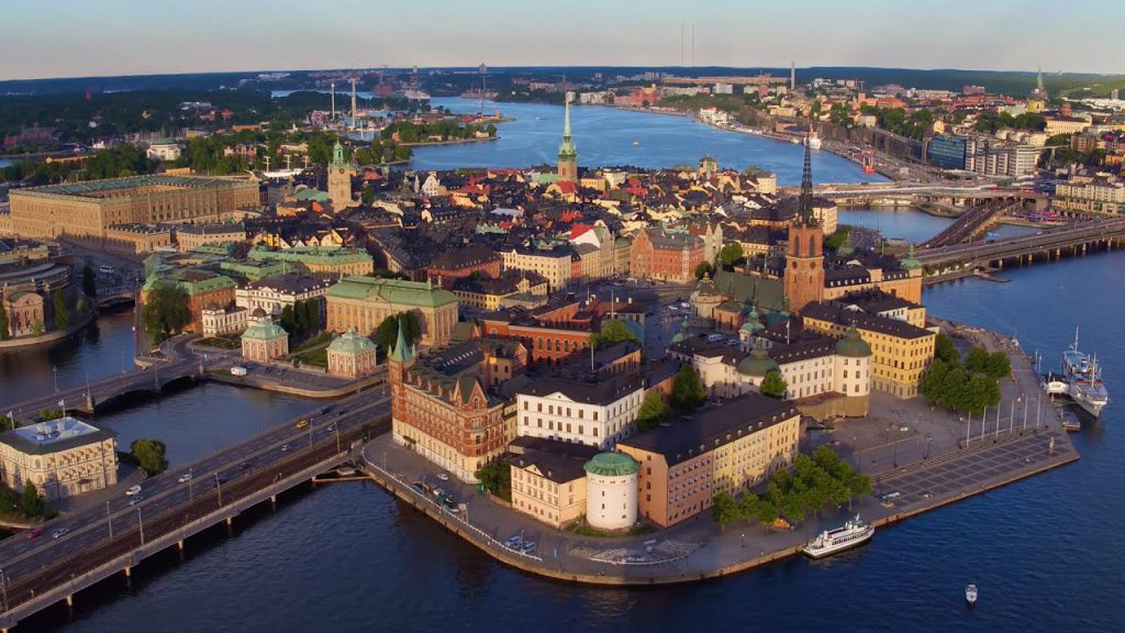 Flyga drönare i Sverige
